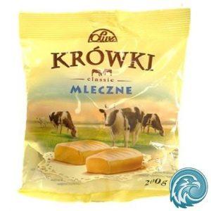 bonbon vache polonais