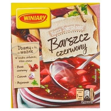 Winiary Barszcz czerwony Nasza Specjalność