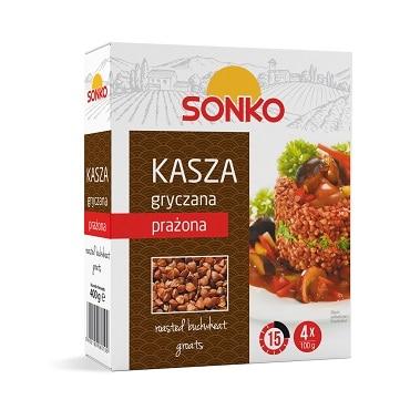 Sonko Kasza gryczana prażona