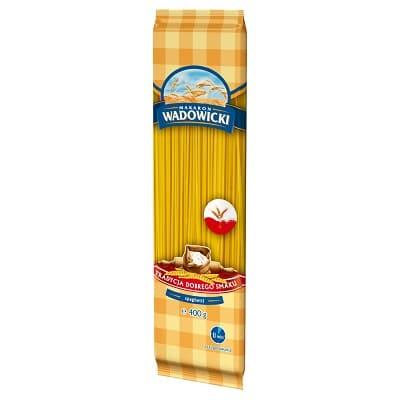 Makaron Wadowicki spaghetti