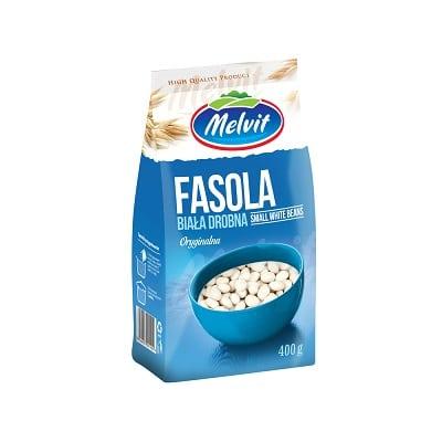 Melvit Fasola biała drobna