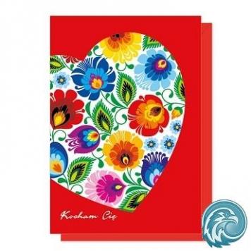 carte voeux amour