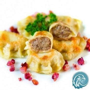 raviolis viande hachee