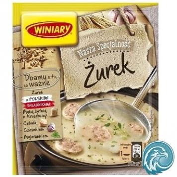 soupe zurek polonais